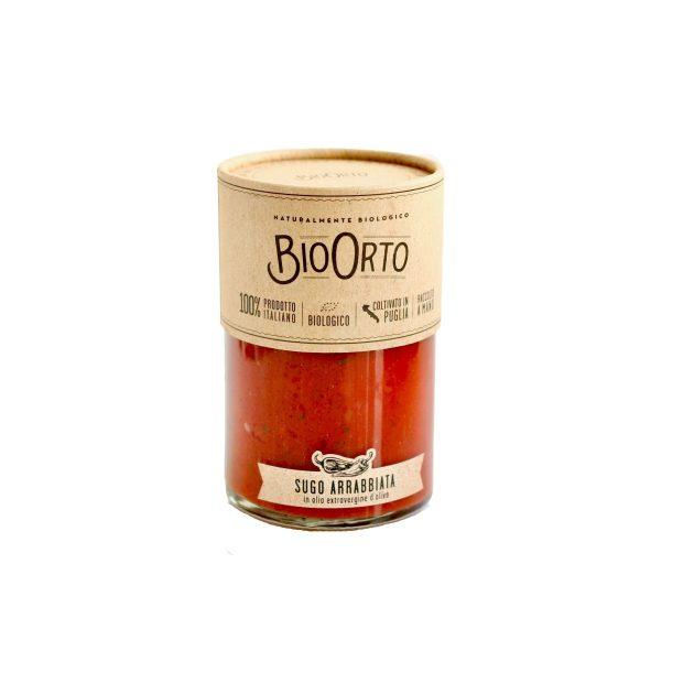 Sos Arrabbiata Bio Orto BioUp_sos bio de rosii Arrabbiata_SUGOARRABBIATABIO37