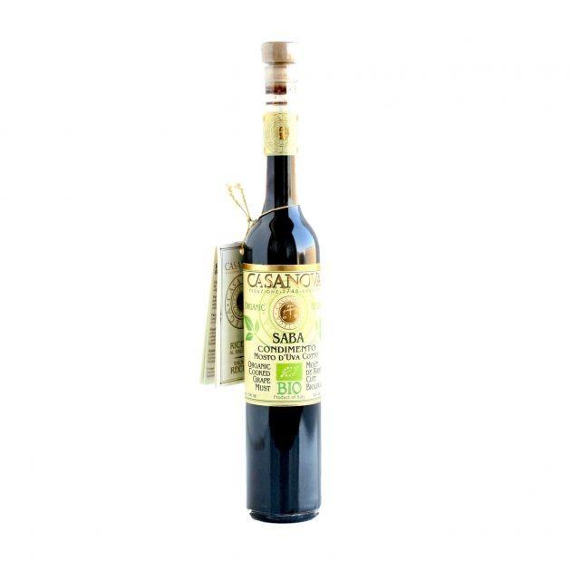 condiment balsamic saba dulce acrisor SABA B-CS0438