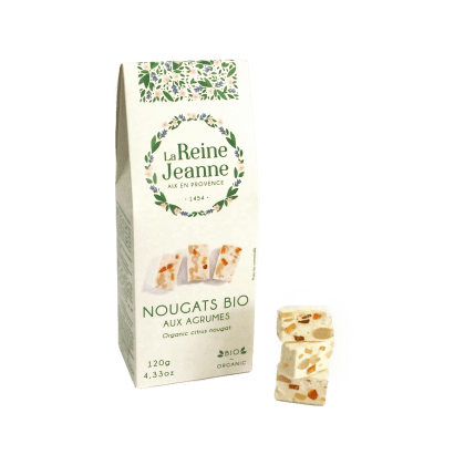 Nougat cu citrice BioUp NOUBIO00004 Mood3